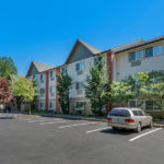 side exterior of Comfort Inn & Suites Tualatin - Portland South